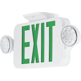 LED Combination Exit/Emergency Light (149|PECUE-UG-30)