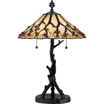 Whispering Wood Table Lamp (26 AG711TVA)