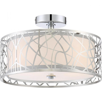 Abode Semi-Flush Mount (26|PCAE1715C)