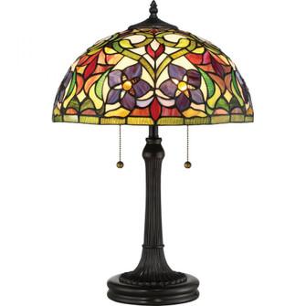 Violets Table Lamp (26|TFVT6323VB)