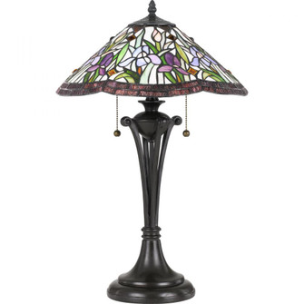 White Valley Table Lamp (26|TF3456TVB)