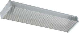2' 2x9w T8 LED WRAP/STEEL (83|92025-2-6)