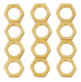 12 BR 1/8IPS LOCKNUTS (27 S70/172)