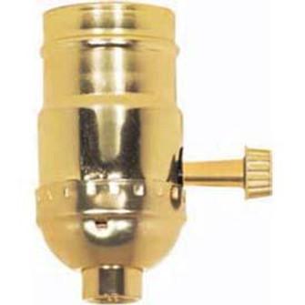 On-Off Turn Knob Socket image