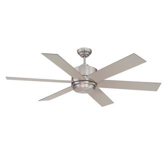 Velocity Ceiling Fan (128 60-820-6SV-SN)