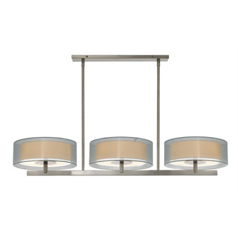 3-Light Bar Pendant (107|6001.13)