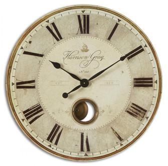 "Uttermost Harrison Gray 30"" Clock (85|06033)"