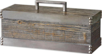 Uttermost Lican Natural Wood Decorative Box (85|19669)
