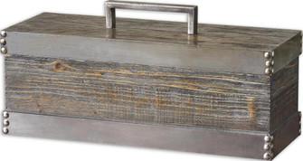 Uttermost Lican Natural Wood Decorative Box (85|19669)