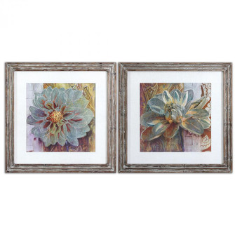 Uttermost Sublime Truth Floral Art, Set/2 (85|34036)