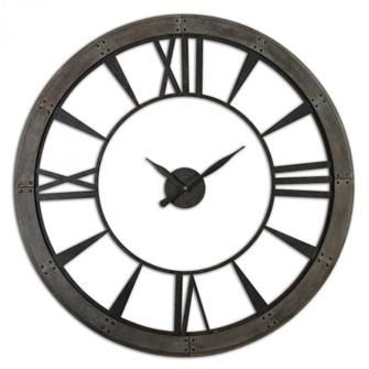 Uttermost Ronan Wall Clock, Large (85|06084)