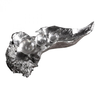 Uttermost Three Peas In A Pod Metallic Sculpture (85|20134)