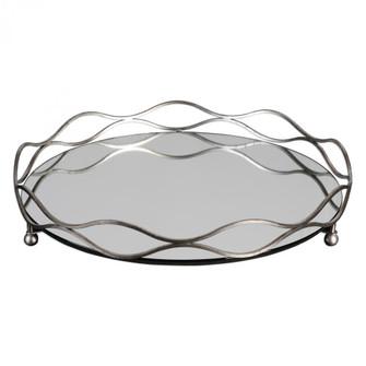 Uttermost Rachele Mirrored Silver Tray (85 20177)