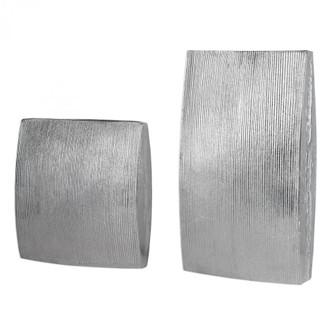 Uttermost Darla Aluminum Vases S/2 (85|20188)