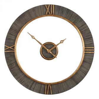 Uttermost Alphonzo Modern Wall Clock (85|06097)