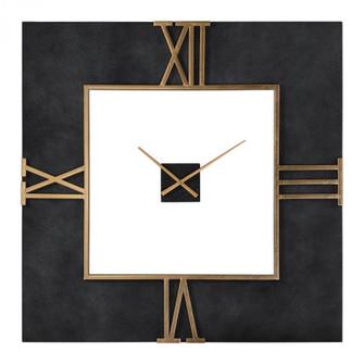 Uttermost Mudita Square Wall Clock (85|06448)