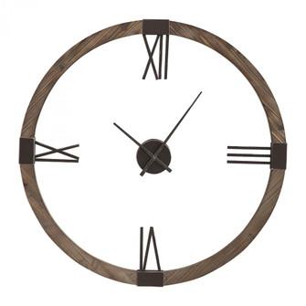 Uttermost Marcelo Modern Wall Clock (85|06454)