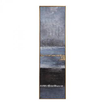 Uttermost Winter Sea Scape Abstract Art (85|36051)