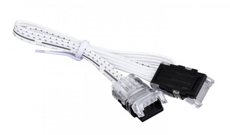 Instalux 12-in Tape-to-Tape Light Linking Cable  White (X0109)