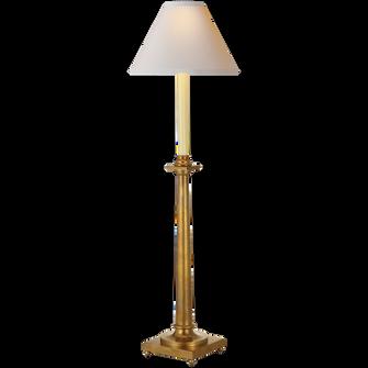 Swedish Column Buffet Lamp (279|CHA 8461AB-NP)