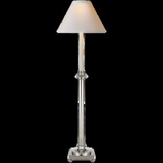 Swedish Column Buffet Lamp (279|CHA 8461PN-NP)