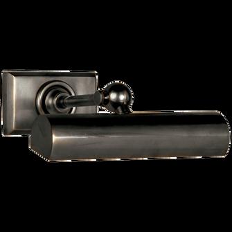 8'' Cabinet Maker's Picture Light (279 SL 2704BZ)