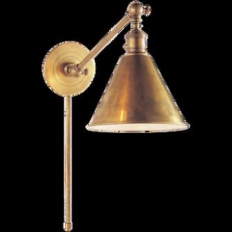 Boston Functional Single Arm Library Light (279 SL 2922HAB)