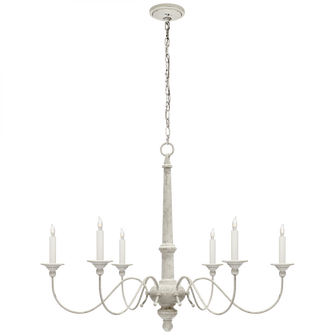 Country Small Chandelier (279|S 5211BW)