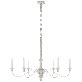 Country Large Chandelier (279|S 5212BW)