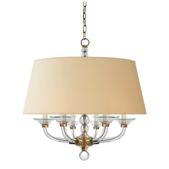Crystal Stacked Ball Hanging Shade (279|CHC 1526AB-NP)