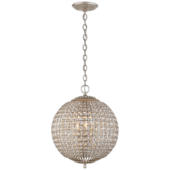 Renwick Small Sphere Chandelier (279|ARN 5100BSL-CG)