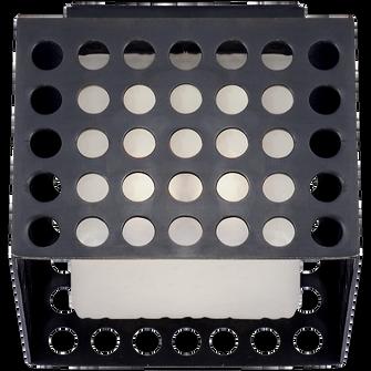 Precision Small Square Flush Mount (279|KW 4060BZ-CDG)