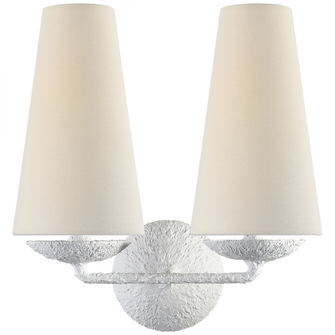 Fontaine Double Sconce (279|ARN 2202PL-L)