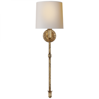 Michel Tail Sconce (279 TOB 2116G-NP)