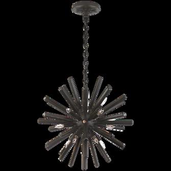 Lawrence Small Sputnik Chandelier (279|CHC 3111AI)