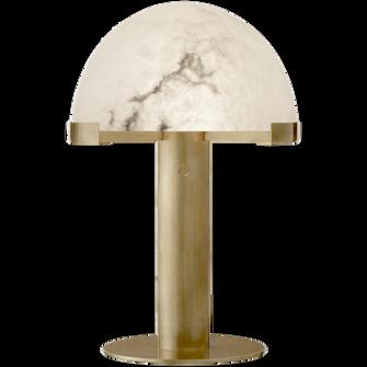 Melange Desk Lamp (279|KW 3109AB-ALB)
