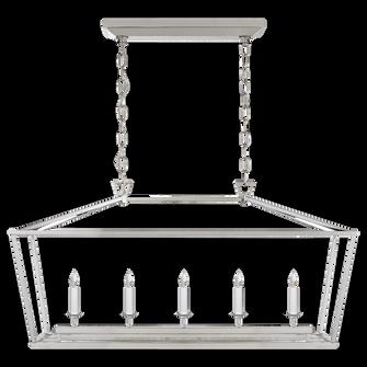 Darlana Medium Linear Lantern (279|CHC 2156PN)