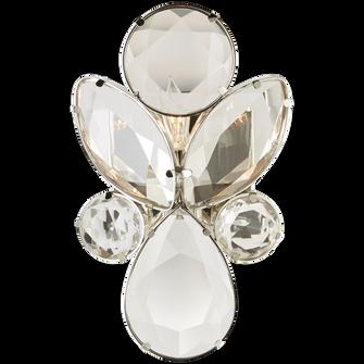 Lloyd Small Jeweled Sconce (279|KS 2015PN-CG)
