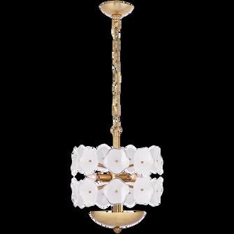 Leighton Small Chandelier (279|KS 5065SB-CRE)