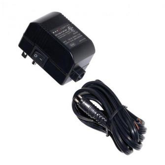 Plug-in Electronic Transformer 120V Input 12V Output (16|EN-1260-P-AR-BK)