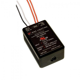 Electronic Class 2 Transformer 120V Input 12V Output (EN-1260-R2)