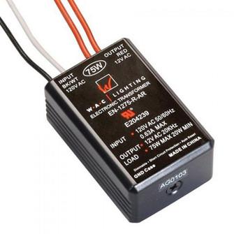 Electronic Transformer 120V Input 12V Output (EN-1275-R-AR)