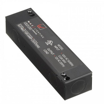 Enclosed Electronic Transformer 120V Input 24V Output (EN-24100-RB2)
