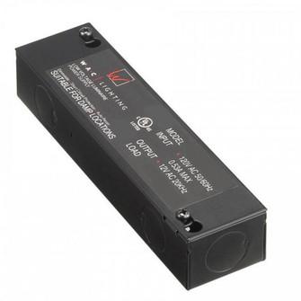 Enclosed Electronic Transformer 120V Input 24V Output (16|EN-24100-RB2)