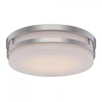 Vie LED Flush Mount (16 FM-4313-BN)