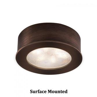 Round LED Button Light (16|HR-LED87-27-CB)