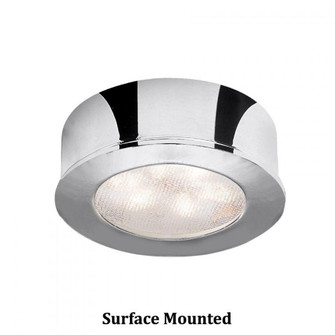 Round LED Button Light (HR-LED87-27-CH)