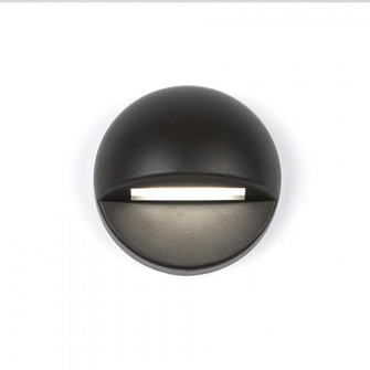 LED 12V Round Deck and Patio Light (3011-30BZ)
