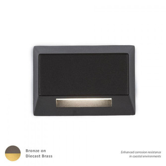 LED 12V Rectangle Deck and Patio Light (16 3031-30BBR)