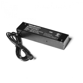 Remote Enclosed Electronic Transformer for Outdoor RGB (16|EN-OD24100-RB2-T)